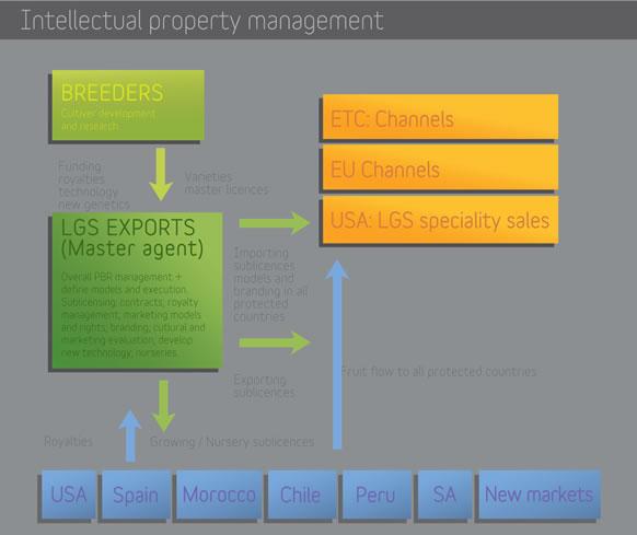 Citricom Intellectual Property Management